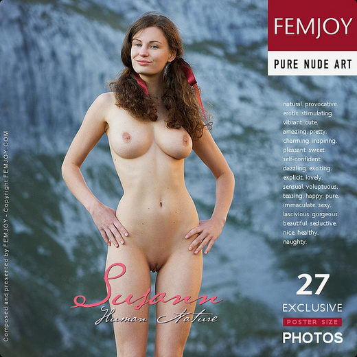 Susann - `Human Nature` - by Stefan Soell for FEMJOY