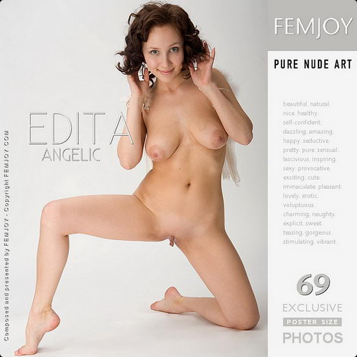 Edita - `Angelic` - for FEMJOY