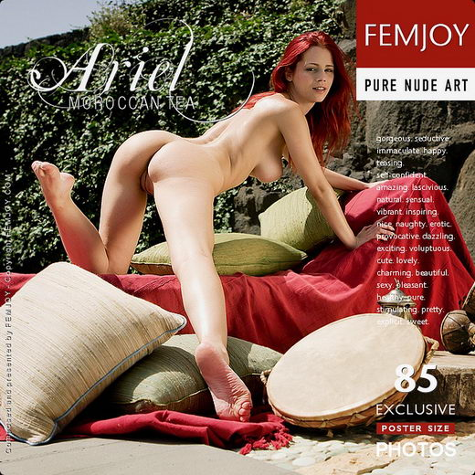 Ariel - `Moroccan Tea` - by Demian Rossi for FEMJOY