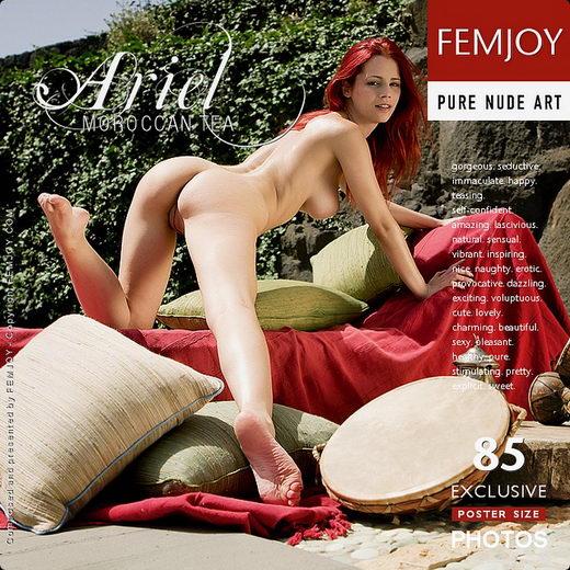 Ariel - `Moroccan Tea` - by Demian Rossi for FEMJOY