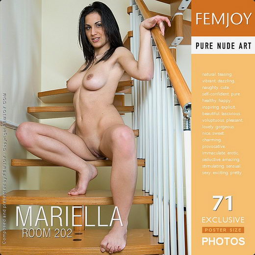 Mariella - `Room 202` - by Zorlen for FEMJOY