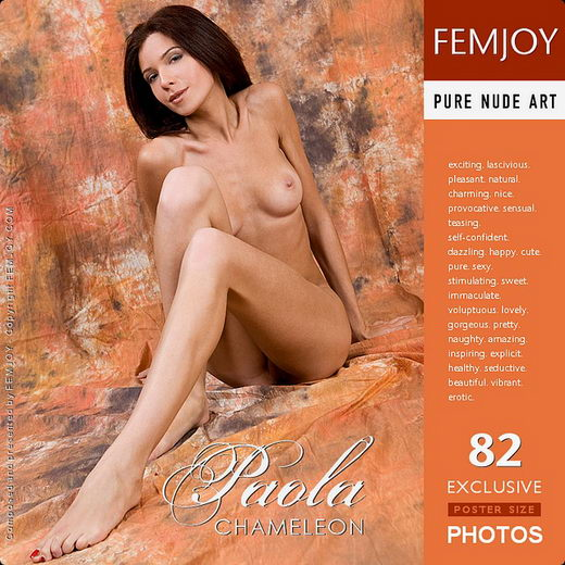 Paola - `Chameleon` - for FEMJOY