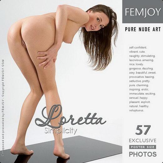 Loretta - `Simplicity` - for FEMJOY