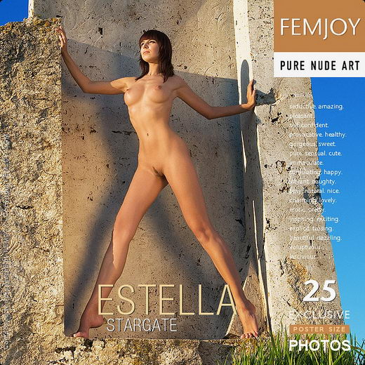 Estella - `Stargate` - by Stefan Soell for FEMJOY