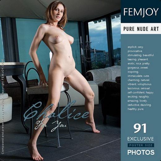 Chalice - `For You` - by Lorenzo Renzi for FEMJOY