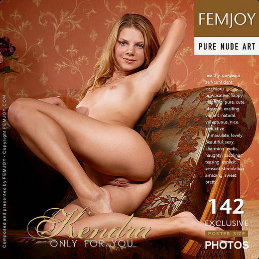Kendra - `Only For You` - by Jan Svend for FEMJOY