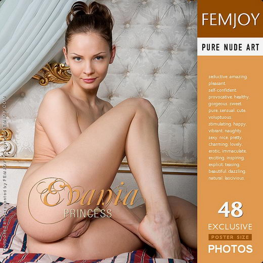 Evania - `Princess` - for FEMJOY