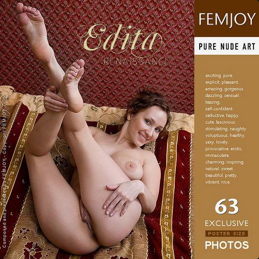Edita - `Renaissance` - for FEMJOY