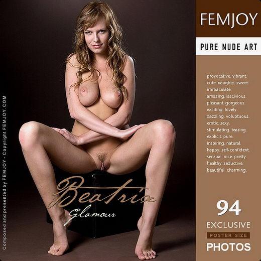Beatrix - `Glamour` - by Lorenzo Renzi for FEMJOY