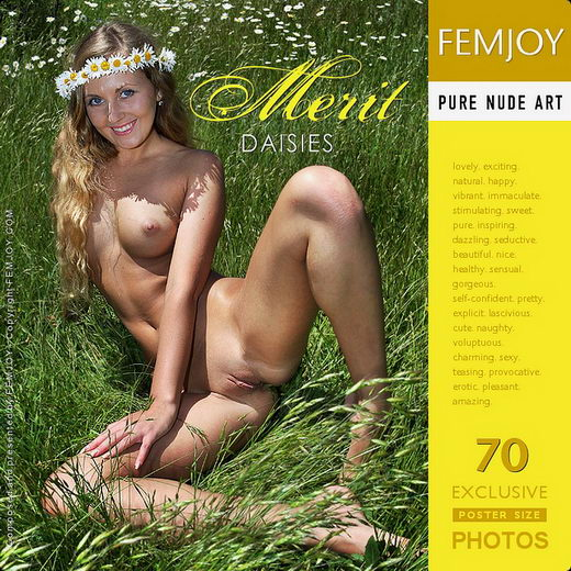 Merit - `Daisies` - by Valery Anzilov for FEMJOY