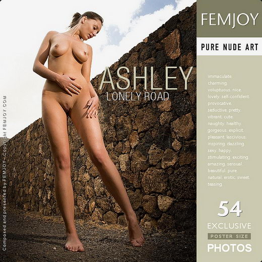 Ashley - `Lonely Road` - by Demian Rossi for FEMJOY