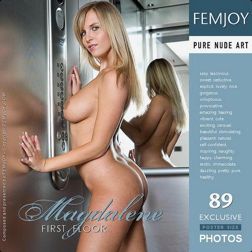 Magdalene - `First Floor` - by Lorenzo Renzi for FEMJOY
