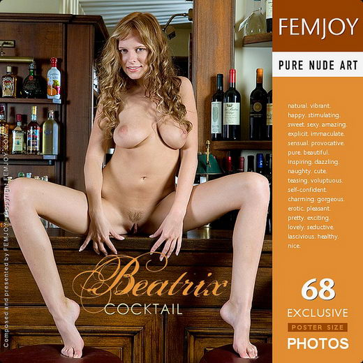Beatrix - `Cocktail` - by Lorenzo Renzi for FEMJOY