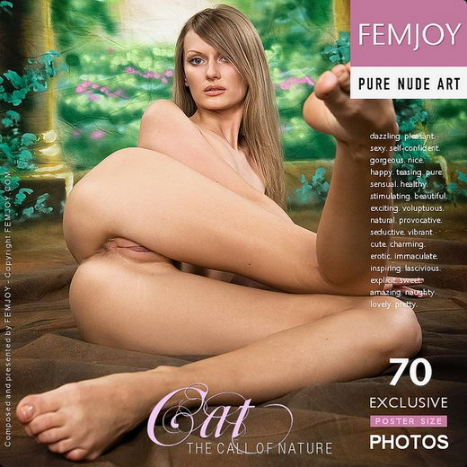 Cat - `The Call Of Nature` - for FEMJOY