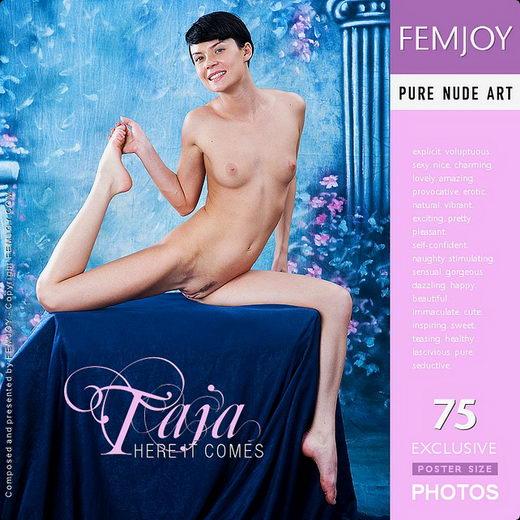 Taja in Here It Comes gallery from FEMJOY