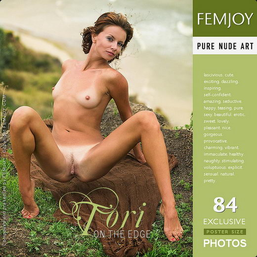 Tori in On The Edge gallery from FEMJOY by Marco Argutos