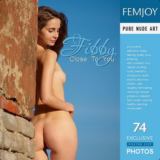 Fibby in Close To You gallery from FEMJOY by Jan Svend