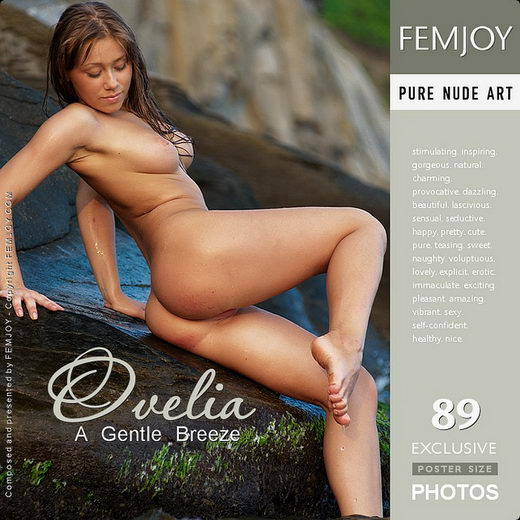 Ovelia in A Gentle Breeze gallery from FEMJOY by Max Como