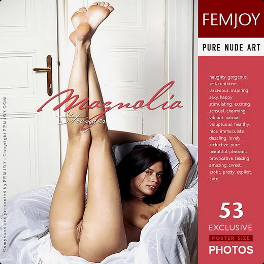 Magnolia - `Stronger` - by Pedro Saudek for FEMJOY