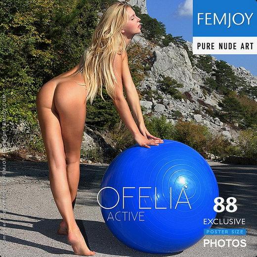 Ofelia - `Active` - by Valery Anzilov for FEMJOY