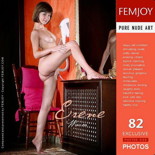 Erene - `Warm` - by Steve Nazaroff for FEMJOY