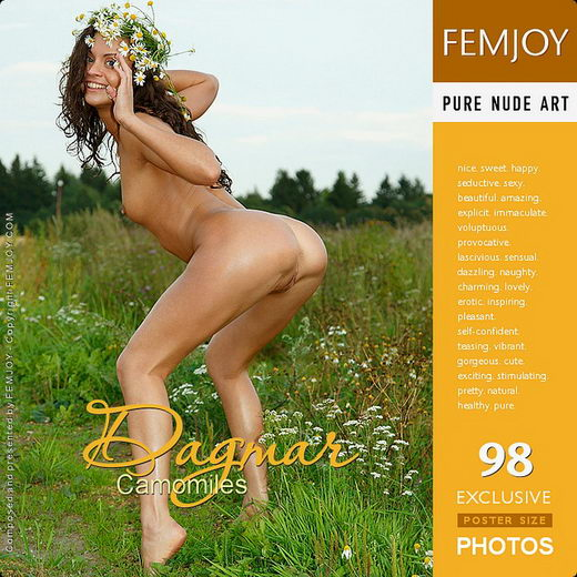Dagmar - `Camomiles` - by Philipp Rusono for FEMJOY