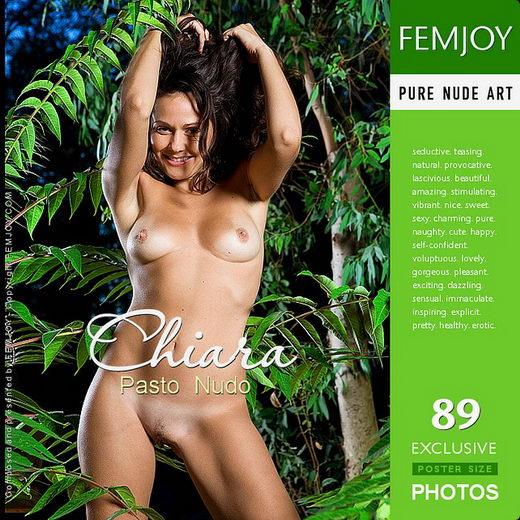 Chiara - `Pasto Nudo` - by Lorenzo Renzi for FEMJOY