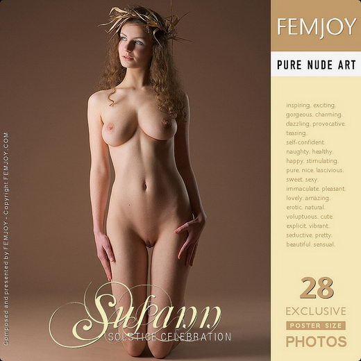Susann - `Solstice Celebration` - by Stefan Soell for FEMJOY