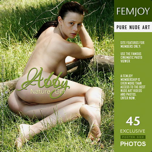 Abby - `Nature Gift` - by Aztek for FEMJOY