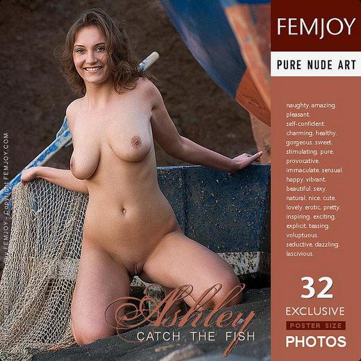 Ashley - `Catch The Fish` - by Stefan Soell for FEMJOY
