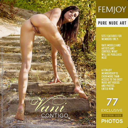 Vani - `Contigo` - by Lorenzo Renzi for FEMJOY