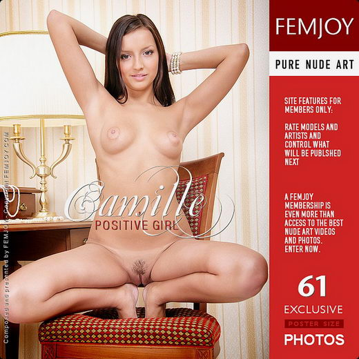 Camille - `Positive Girl` - by Oleg for FEMJOY