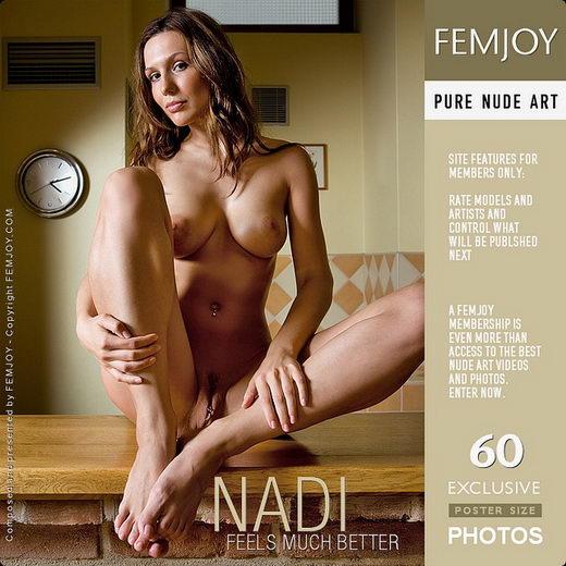 Nadi - `Feels Much Better` - by Matteo Bosco for FEMJOY