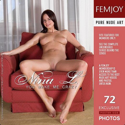 Nina L - `You Make Me Crazy` - for FEMJOY