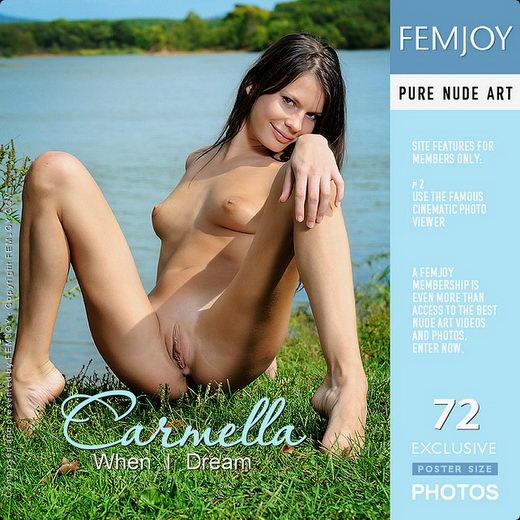 Carmella - `When I Dream` - by Tom Leonard for FEMJOY