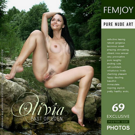 Olivia - `East Of Eden` - by Valery Anzilov for FEMJOY