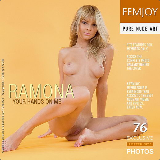 Ramona - `Your Hands On Me` - for FEMJOY
