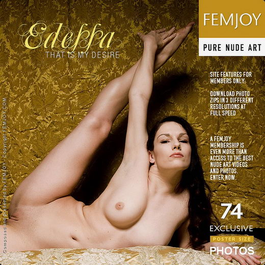 Edessa - `That Is My Desire` - by Pedro Saudek for FEMJOY
