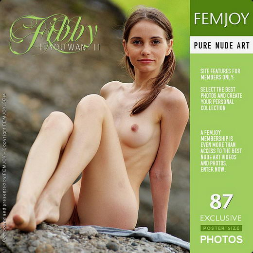 Fibby - `If You Want It` - by Jan Svend for FEMJOY