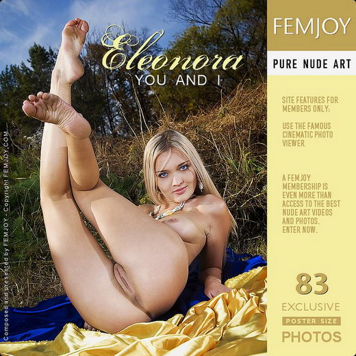 Eleonora - `You And I` - by Tom Leonard for FEMJOY