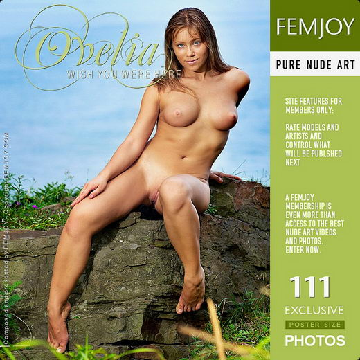 Ovelia - `Wish You Were Here` - by Max Como for FEMJOY
