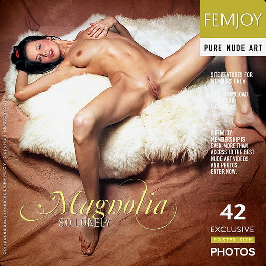 Magnolia - `So Lonely` - by Pedro Saudek for FEMJOY