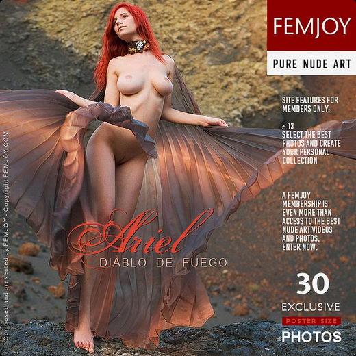 Ariel - `Diablo De Fuego` - by Stefan Soell for FEMJOY
