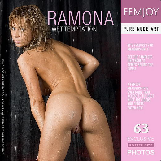 Ramona - `Wet Temptation` - for FEMJOY