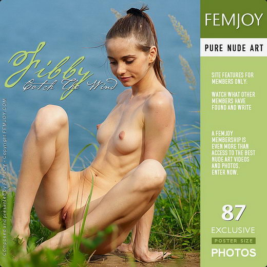 Fibby - `Catch The Wind` - by Jan Svend for FEMJOY