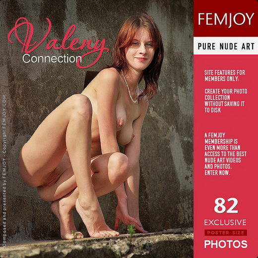 Valeny - `Connection` - by Jan Svend for FEMJOY