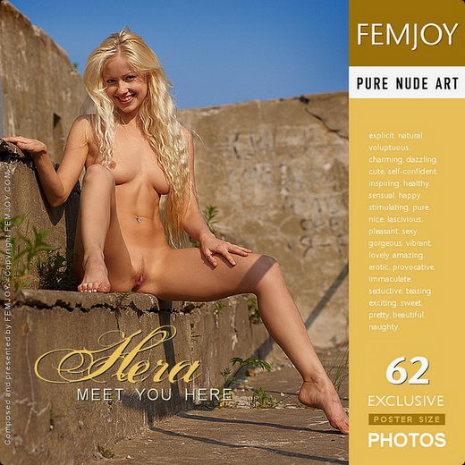Hera - `Meet You Here` - by Jan Svend for FEMJOY