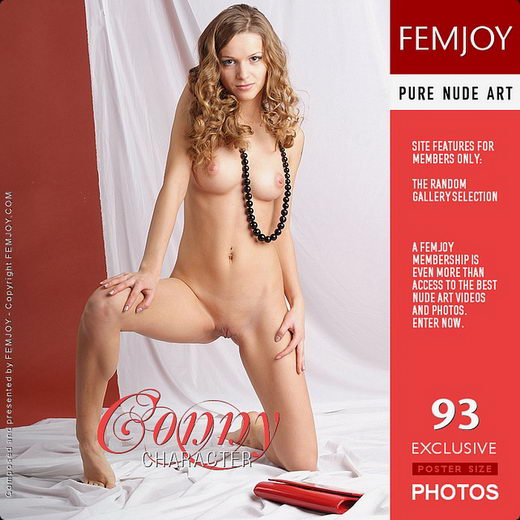 Conny - `Character` - by Georg for FEMJOY