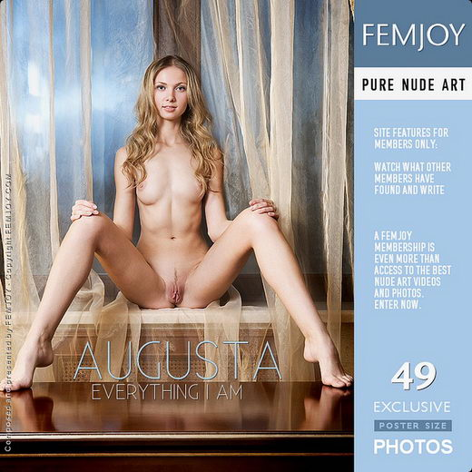 Augusta - `Everything I Am` - for FEMJOY