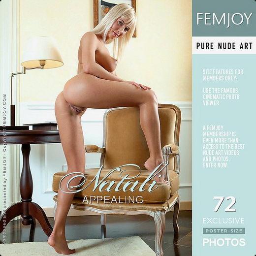 Natali - `Appealing` - by Matteo Bosco for FEMJOY
